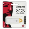 Флеш накопитель 8GB Kingston DataTraveler G4, USB 3.0